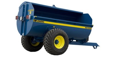 Fleming  - Model MS150 - Muck Spreader