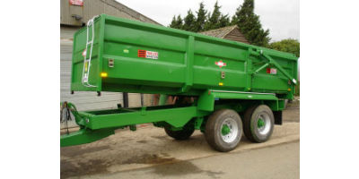 AS Marston - Model Ace 12 ton - Trailers