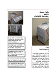 Super Collector - E1.5 - Portable Vacuum Collection Systems Brochure