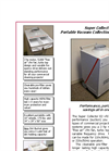 Super Collector - E2 VFD - Portable Vacuum Collection System Brochure