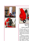 Super Collector - G31 - Portable Gas Vacuum Collection Systems Brochure