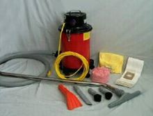 Vac - Model HEPA - Contact Vacuum for Excellent Air Duct Cleaning