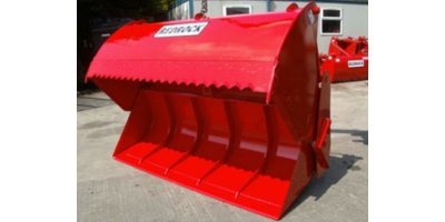 Redrock - Silage Block Cutters