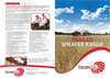 Trailed Sprayer Range 2013- Brochure