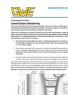 Technology Data Sheet - Construction Dewatering