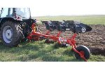Model RC31 - Light Mounted Reversible Plough