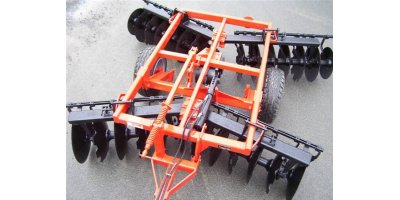 Model Class XR - Manual Folding Disc Harrows