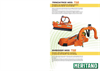 Model TSB - Shredder with Lateral Movement- Brochure