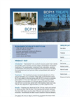 BCP11 Chemical Waste Treatment Brochure