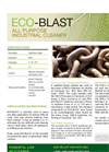 Eco-Blast  All Purpose Industrial Cleaner Brochure