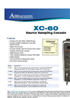 XC-60 Source Sampling Console Flyer