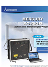 XC-30B Automated MercSampler System Brochure