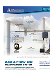 Accu-Flow Measurement System Flyer