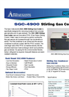 SGC-4900 Stirling Gas Cooler Flyer