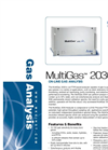 Model FTIR 2030 - MKS - Multi Gas Analyzer Brochure