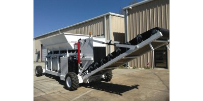 Mobile Soil Recycling and Remediation Equipment - METS Processors