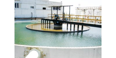 SAMCO - Raw Water Clarification System