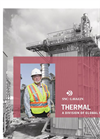 SNC-Lavalin Thermal Power Company Profile Brochure
