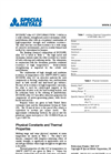 Inconel - Model 617 - High Performance Alloys Brochure