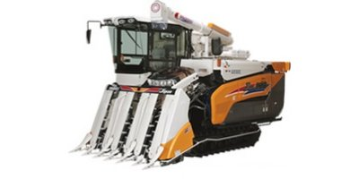 Iseki - Model HJ Series - Combine Harvester