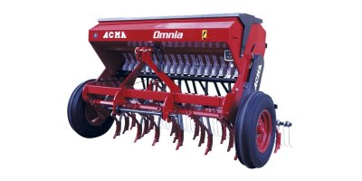 Model Omnia Series - Seeding Machines with 3 Mechanically Rows