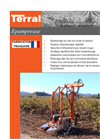 Mechanical Vine Branch Removal Brochure