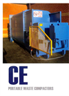 Model CE32/30 - Portable Waste Compactor Brochure