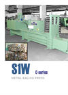 Model S1W1-1 C - Metal Baler Brochure