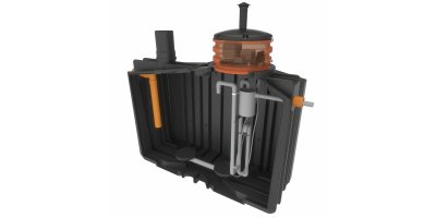 Biocell - Model QuickOne+ - Domestic Sewage Systems