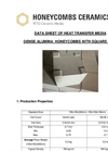 Thermal Insulation Material - Datasheet