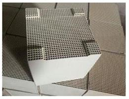 Honeycombs Ceramics - Dense Alumina With Square Feet