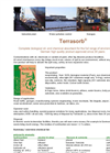 Terrasorb - Complete Biological Oil and Chemical Absorbent Datasheet