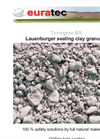 Terragran BS - Termical Dried Clay Sealing Granulate Datasheet