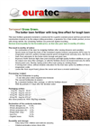 Terrapearl Grass Green - Lawn Fertilizer Granulate Material Datasheet
