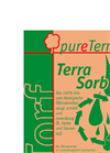 Terrasorb & Terrasoxs - High-Tech Peat Natural Oil Absorbent Datasheet