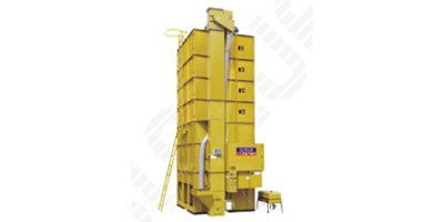Model SUPER-60 SERIES - Circulation Type Grain Dryer