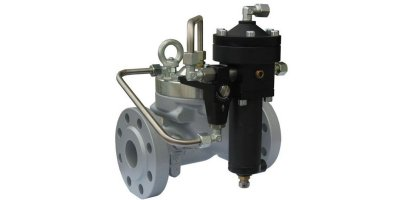 Pietro - Model Aperflux 101 - Pilot Operated Pressure Regulators