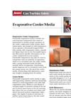 Evaporative Cooler Media Datasheet
