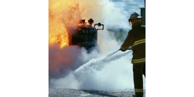 Model ABC 20 - Fire Fighting Dry Chemical Powder