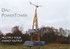 Dali Power Wooden Tower- Brochure