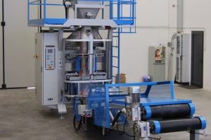 RM Group - Model FPK 46 - Vertical Form Fill and Seal Machine