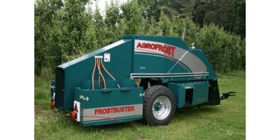 Agrofrost - Model F401 & F352 - Frost Buster Machine