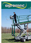 OBST - Self Propelled Fruit Harvesters Brochure