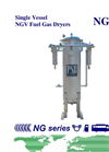 Model NG - SV - Single Vessel Fuel Gas Dryers Brochure