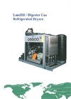 Landfill / Digester Gas Refrigerated Dryers Brochure