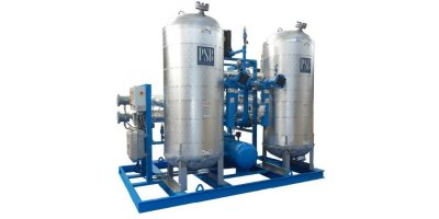 Model NG - E V - Dual Vessel Fully Automatic Regeneration Fuel Gas Dryers