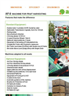 AF8 - Fruit Harvester Brochure
