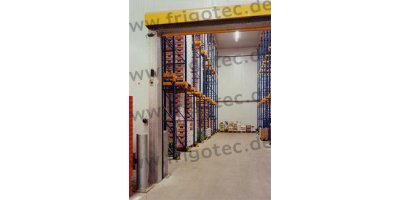 Airtight Cooling Rooms