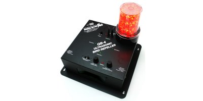 Super QuadBlaster - Model QB-4 - Ultrasonic Bird Repeller