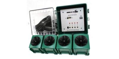 Bird-X - Ultrason X - Electronic Bird Repellers - Ultrasonic